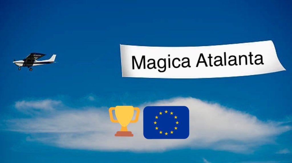 #AtalantaHapoel 2-0 Grande @Atalanta_BC si continua nel volare #GoAtalantaGo #EuAtalanta   - Ukustom