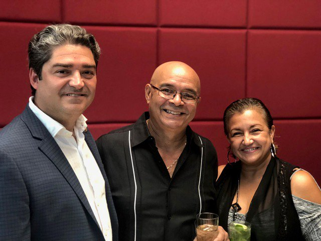 Remember Victor & Janet from the Operation Puerto Rico episode of ? Ha@BarRescueppy to share that they're doing GREAT and they are making mojitos like crazy.    Here are some photos of their recent visit to Casa  in @BACARDIpreparation for .#NationalRumDay