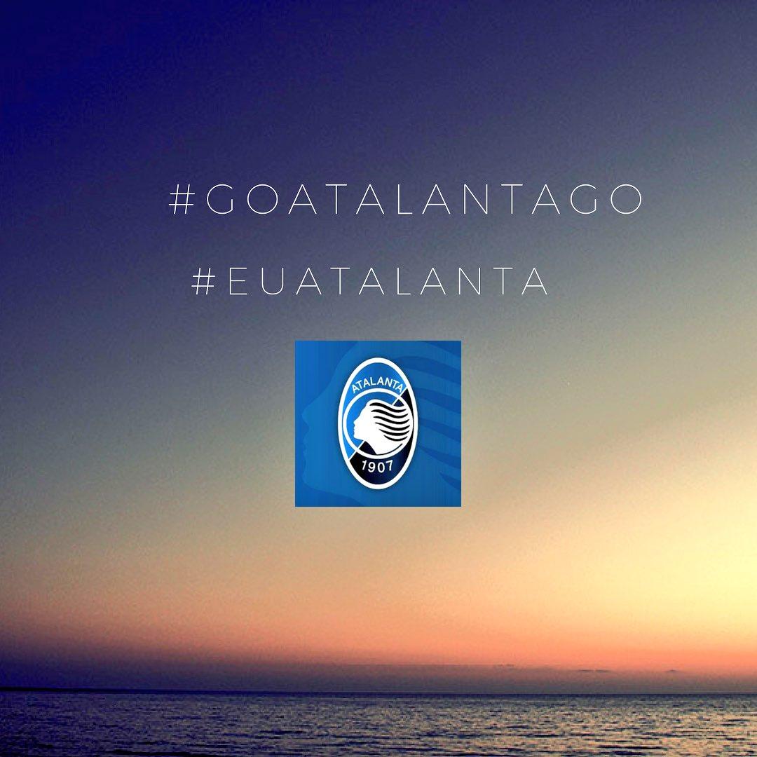 Un tramonto magnifico a fine giornata grazie @Atalanta_BC #AtalantaHapoel 2-0 Sento il #GoAtalantaGo fin quiContinua l'avventura #EuAtalanta  - Ukustom
