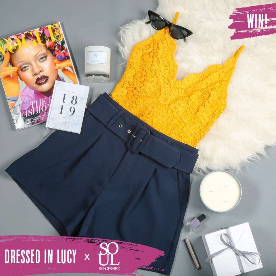 #WINwe've teamed up with @soul_candles to give you the chance to win a £50 Dressed In Lucy Voucher &amp; some scented goodies from Soul Candlesto enter: 1. Follow @dressedinlucy &amp; @soul_candles  2. RT &amp; tag all your besties The more you comment, the more chances of winning!<br>http://pic.twitter.com/Gha8PgiE5h
