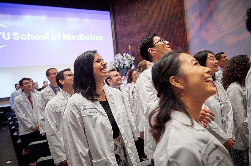 NYU School of Medicine on Twitter: