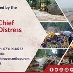 Image for the Tweet beginning: The devastation caused in Kerala