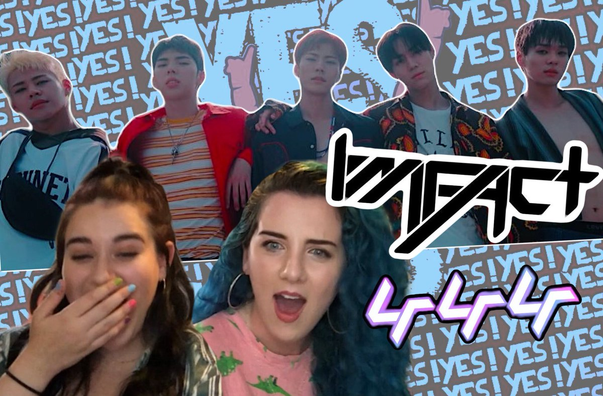 #IMFACT NANANA MV REACTION!! THIS SONG IS LITERALLY TOO GOOD?? THE WHOLE CONCEPT WITH THE JACKETS AND THE SHIRTLESS AND THE SENSUAL SOUNDS YES PLEASE @imfact_twt  https:// youtu.be/OthYhhm9egc  &nbsp;  <br>http://pic.twitter.com/rXNLeADtrd