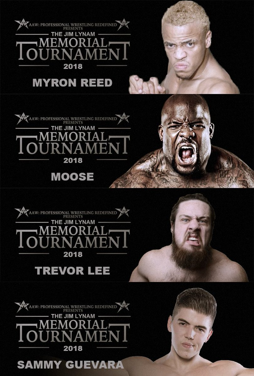 Get your tickets to the Jim Lynam Memorial Tournament on 9/28 and 9/29 at the Logan Square Auditorium NOW at aawrestling.com