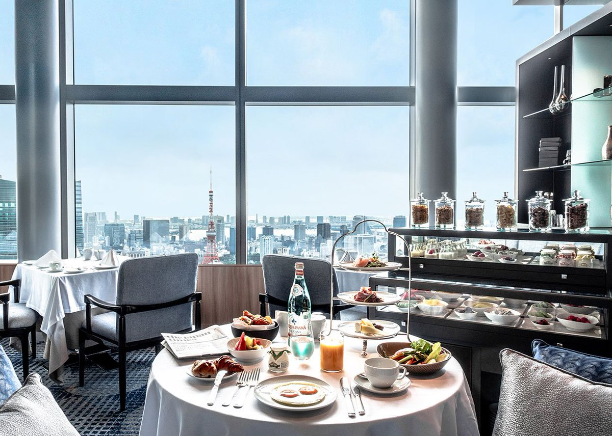 Start the day with our trolley breakfast - the best for a luxe and serene breakfast time. #RCMemories<br>http://pic.twitter.com/XLBHP6IAOo