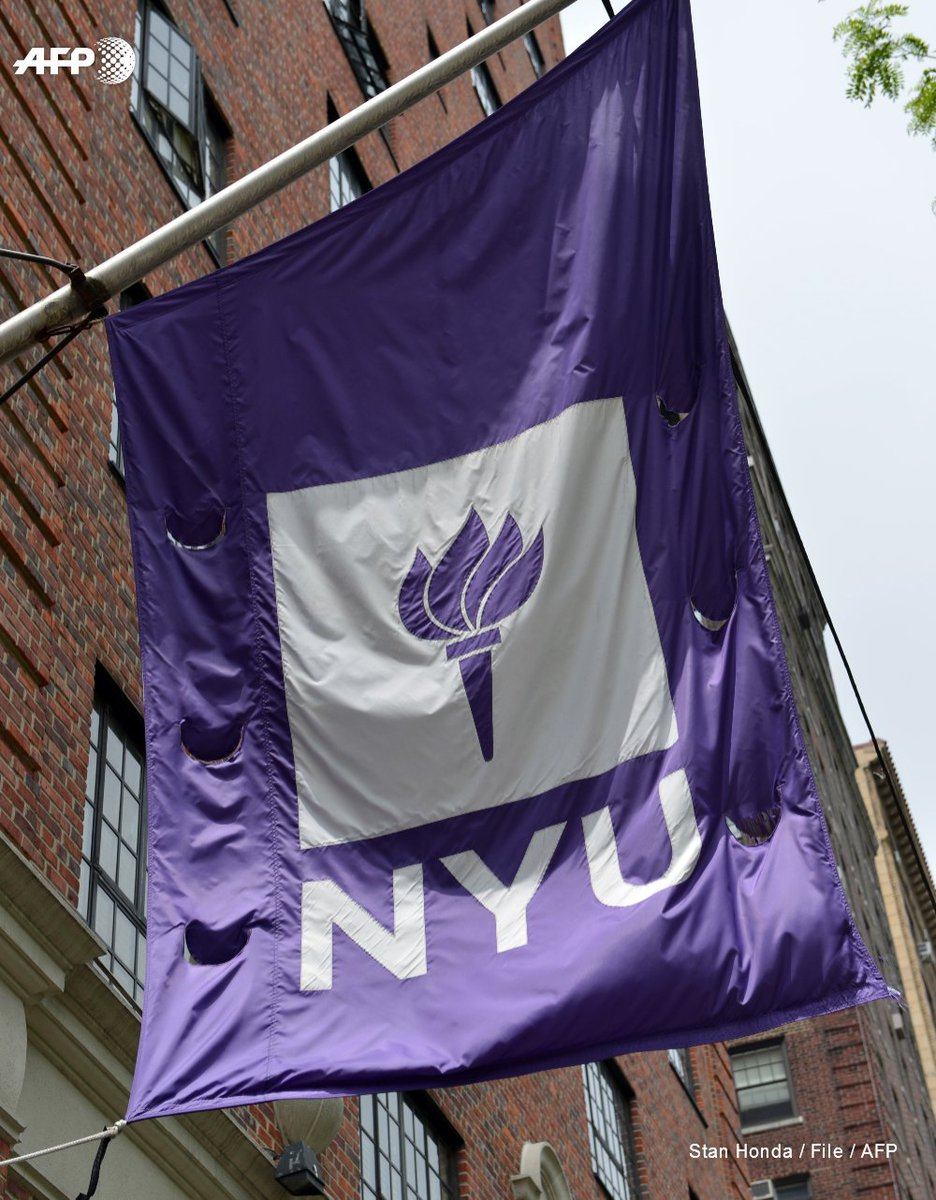 New York University offers all its current and future medical school students free tuition in an effort to tackle soaring debt levels and encourage more applicants  http:// u.afp.com/o7R6  &nbsp;  <br>http://pic.twitter.com/9kLs6HVt0K