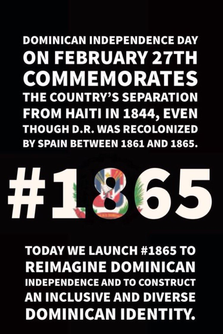 Dominican Independence and the Fight for Caribbean Freedom Haiti We Dream Together