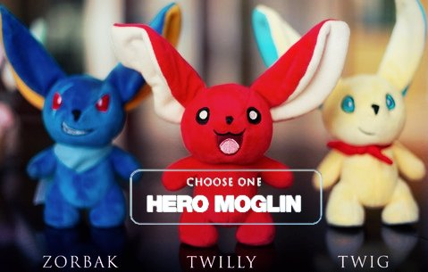 Moglin Kickstarter Giveaway! 2 Winners!  - Just retweet and post your entry in the server to enter  Invite:  https:// discord.gg/v8Twcgj  &nbsp;    Good luck!<br>http://pic.twitter.com/66MXMKNcBt