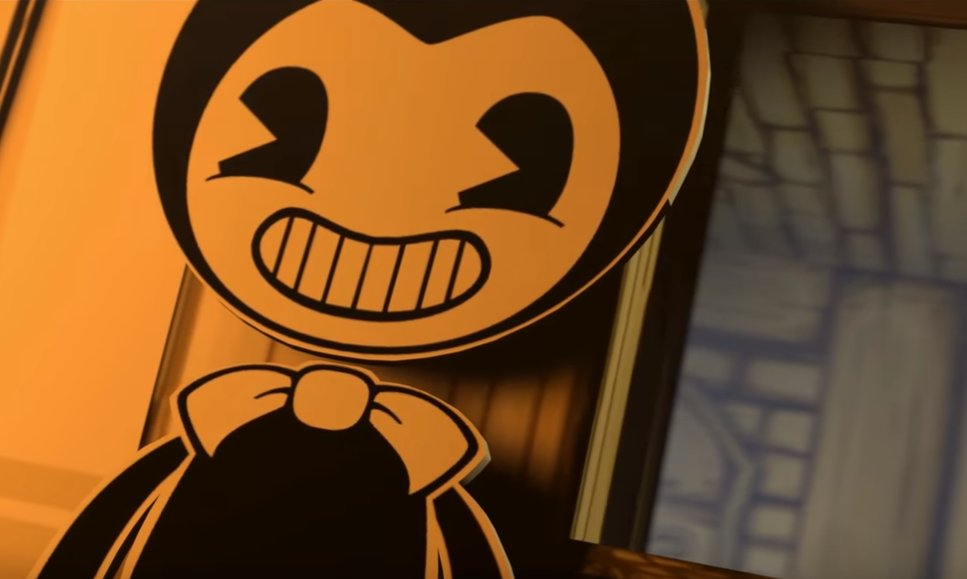 Some nightmares can&#39;t be erased. (And let&#39;s be honest: it&#39;s the best ones that can&#39;t.) Check out @JTMusicTeam&#39;s #BATIM rap and learn more about our favorite little ink demon, coming to #XboxOne #PS4 #NintendoSwitch this October.  https://www. youtube.com/watch?v=VNdIvP b196s &nbsp; …  @JoeyDrewSTU<br>http://pic.twitter.com/tceQyEd0qZ
