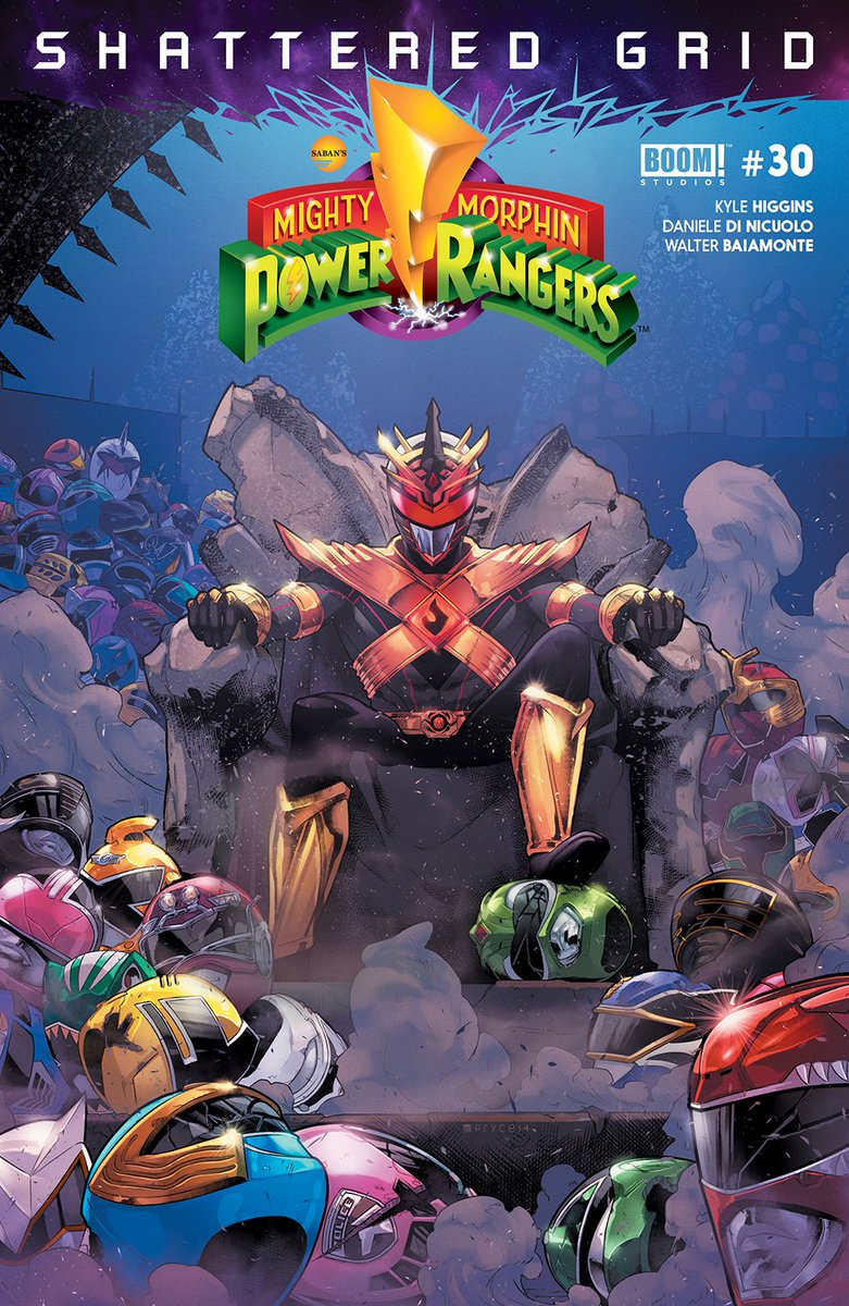 So...hows everyone feelin after reading the penultimate issue of #PowerRangers: #ShatteredGrid?