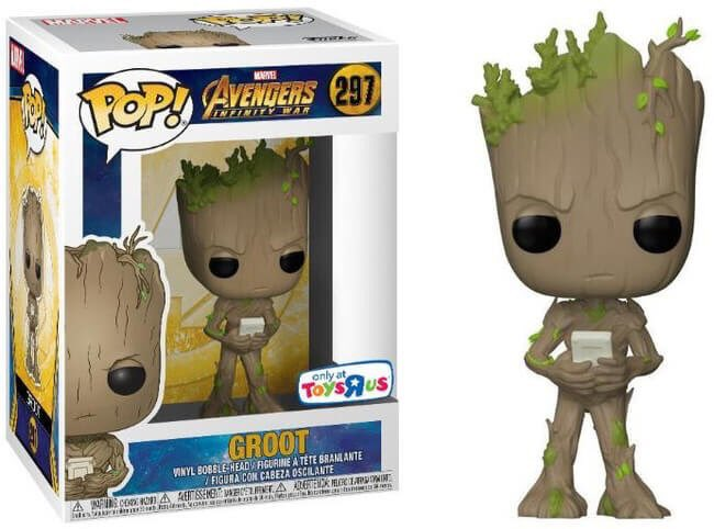 Day twelve of our twenty days of Funko is this Groot Toys R Us exclusive Pop! Just follow @sttepodcast and RT this tweet to be in with a chance of winning these @OriginalFunko goodies  #Competition #Win #Funko #Prize #20DaysOfFunko #Groot<br>http://pic.twitter.com/JIfSZwrEnX