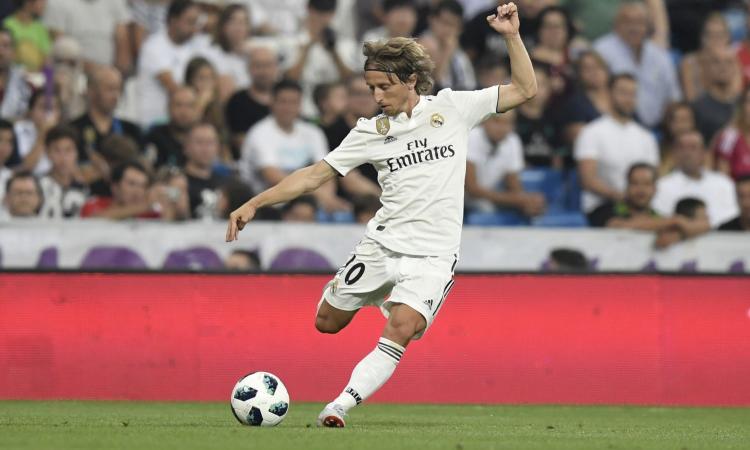 #Inter, #Perez blocca #Modric. Che scrive: \