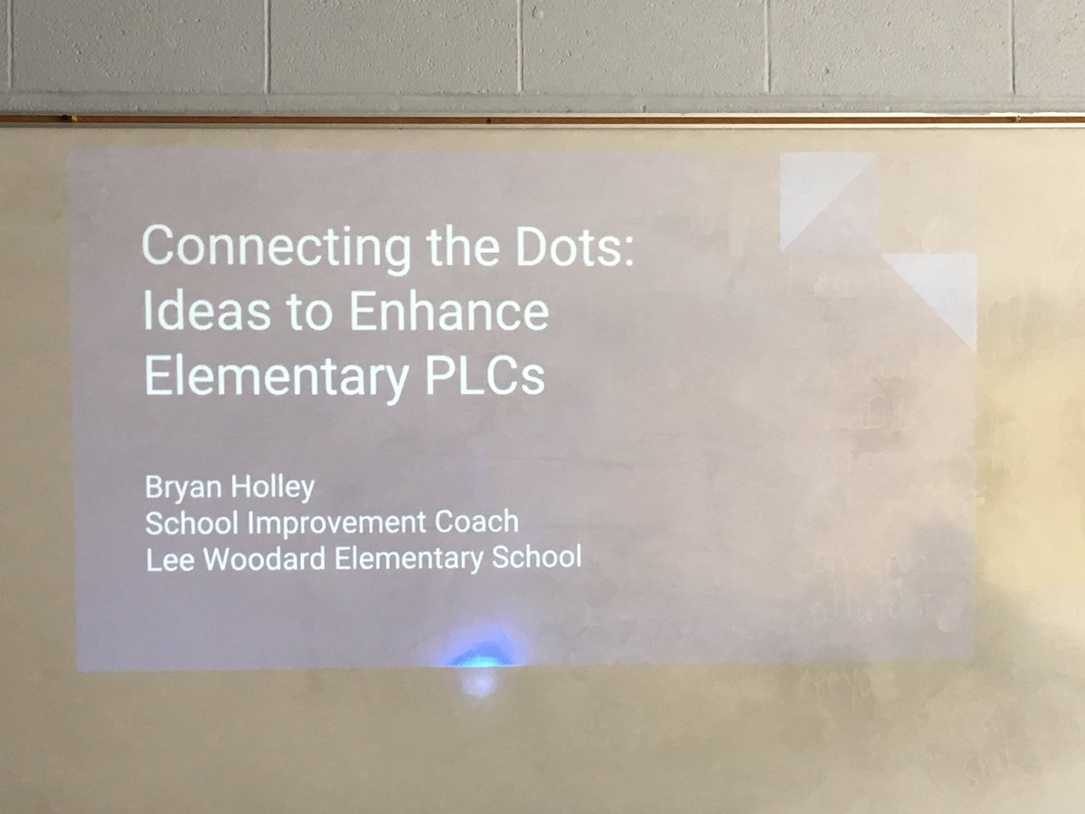 AWESOME day presenting about Elementary PLCs and to the 22 interested in National Boards at the WCS Teaching &amp; Learning Conference today!  The future of WCS is looking much brighter with these amazing educators growing and learning together!  #WCSistheBest #NCAEStrong #NBCTStrong<br>http://pic.twitter.com/2gS4OjlUfB