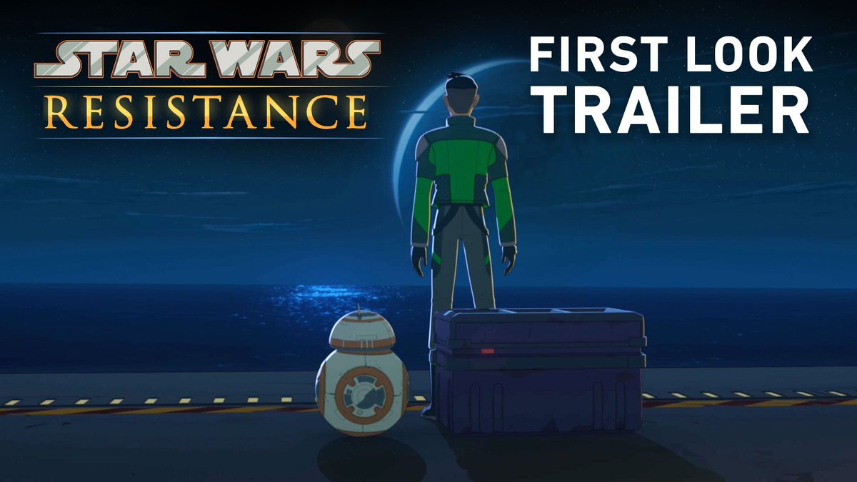 Star Wars's photo on #StarWarsResistance