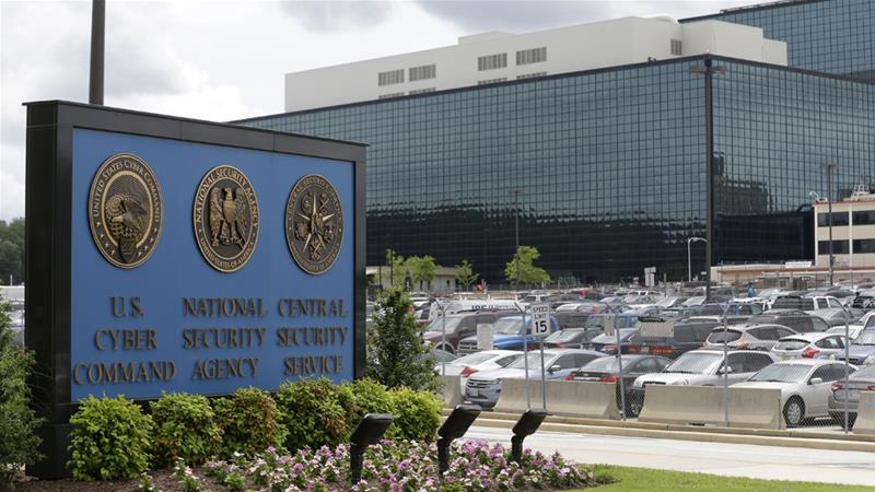 NSA broke into secure network of Al Jazeera and others: report  http:// aje.io/432n4  &nbsp;  <br>http://pic.twitter.com/qJP7xev9v2