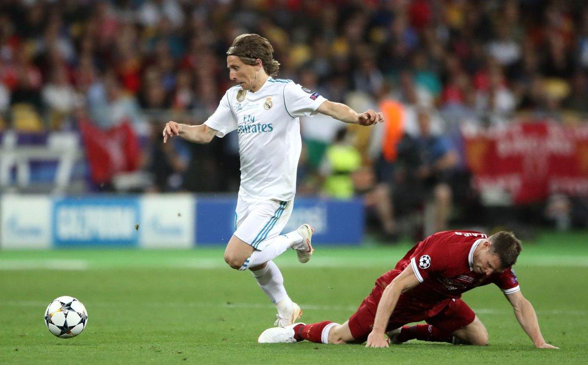 #Modric, ora il Real passa all\