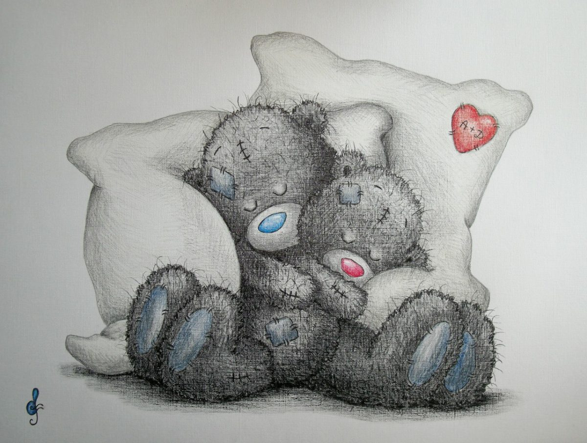 Спокойной ночи медвежонок картинки с надписями, открытки днем рождения