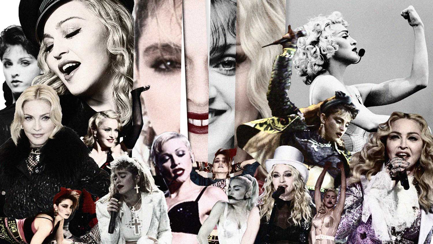 Happy birthday, Madonna!  Celebrate with 100 of her greatest songs!