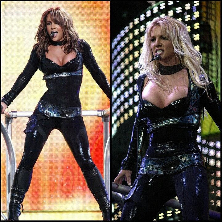 Britney on Onyx Hotel tour was THAT BXXCH 🔥🔥🔥❤😍👑 #BritneyIsComing #BritneySpears #BritneyArmy #PieceOfMeTour #PieceOfMe