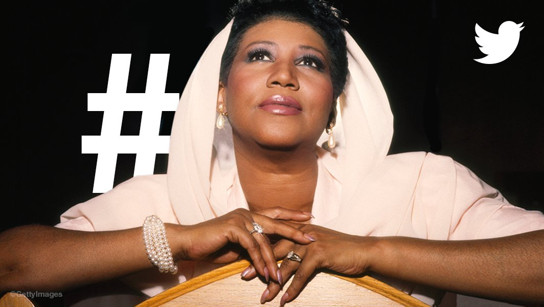 """""""Music does a lot of things for a lot of people. It's transporting, for sure. It can take you right back, it's uplifting, it's encouraging, it's strengthening."""" - Queen of Soul, @ArethaFranklin   Rest in peace."""