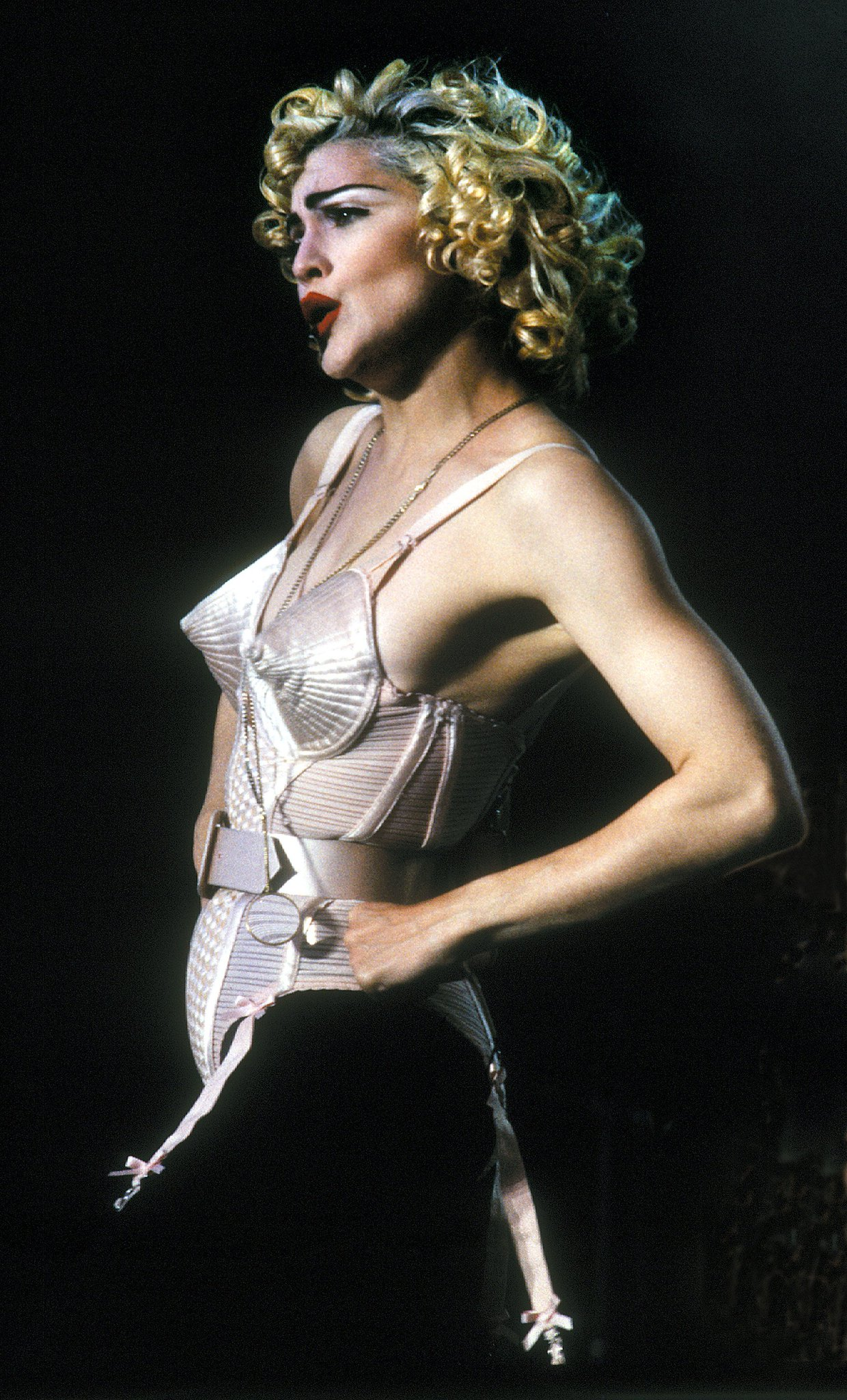 Happy birthday to the rule breaker, the artist and the woman who could only be Madonna! -MK  Via