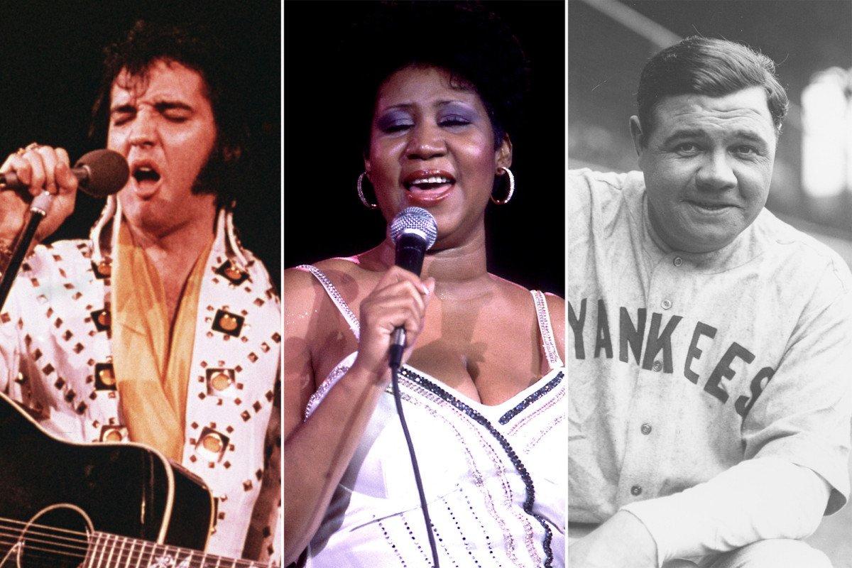 Aretha Franklin dies on same day as Elvis Presley, Babe Ruth https://t.co/9fEijWtvSJ