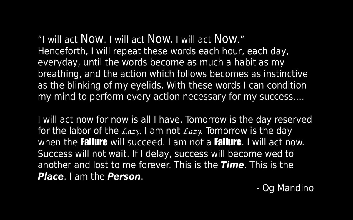 You must have a powerful why to drive you, and a powerful sense of urgency that it is always NOW TIME. Someday never comes,  I will act NOW. #mlm #business #success #entrepreneur #online #marketing #networkmarketing #homebusiness #networkmarketingbusiness #time<br>http://pic.twitter.com/VHwvmIcxNO