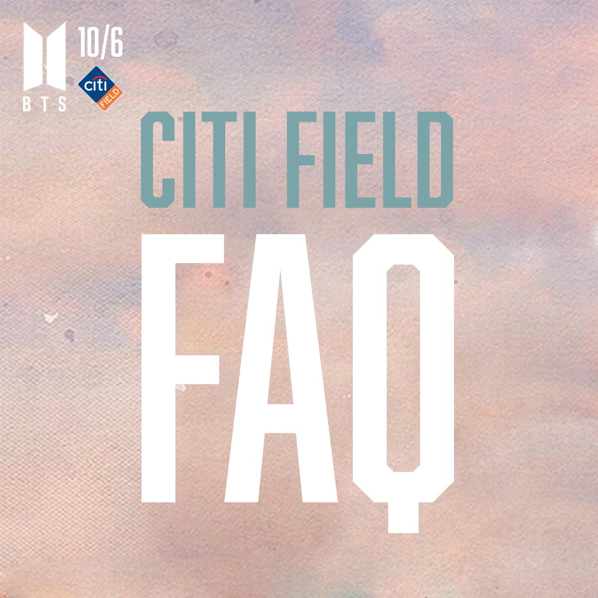 We are all excited for @bts_bighit, and are working with the band on a list of prohibited items for the show. While we don&#39;t have a full list yet, please note:  No luggage or large travel bag  No outside food &amp; beverage  No professional camera, video or recording devices <br>http://pic.twitter.com/sugf3OJ6Xq