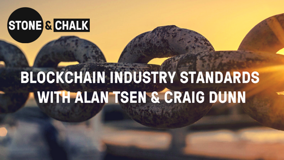 Want to find out more about the #Blockchain Industry Standards? Join us in Syd on Wed 29 Aug for a Fireside Chat 🔥moderated by @alantsen, GM of S&C Melb ft. key insights from #CraigDunn https://t.co/67a4R6tc9y #blockchain #fintech #innovation #Sydney