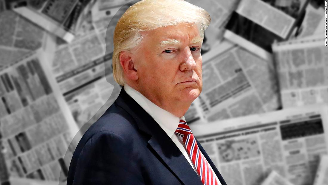 Here are the newspapers telling President Trump that journalists are not the enemy cnn.it/2Bgv7Dj
