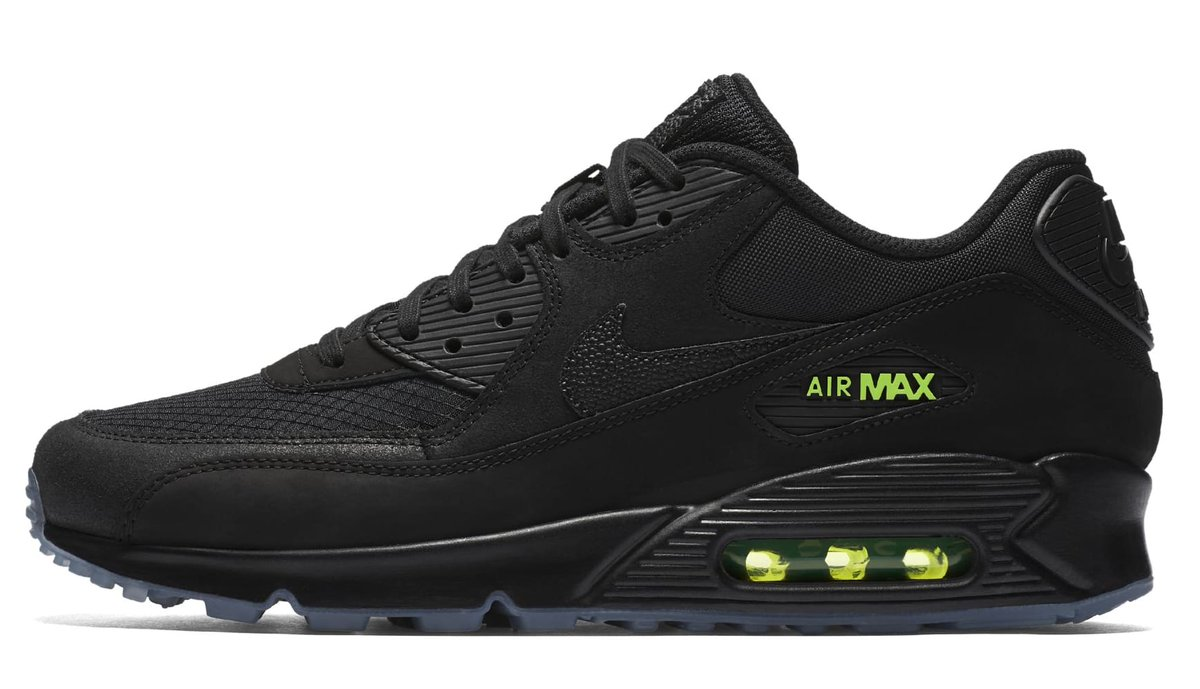 It's not the Kaws x Nike Air Max 90, but it will be available next week: https://t.co/1lv1FkXQZx