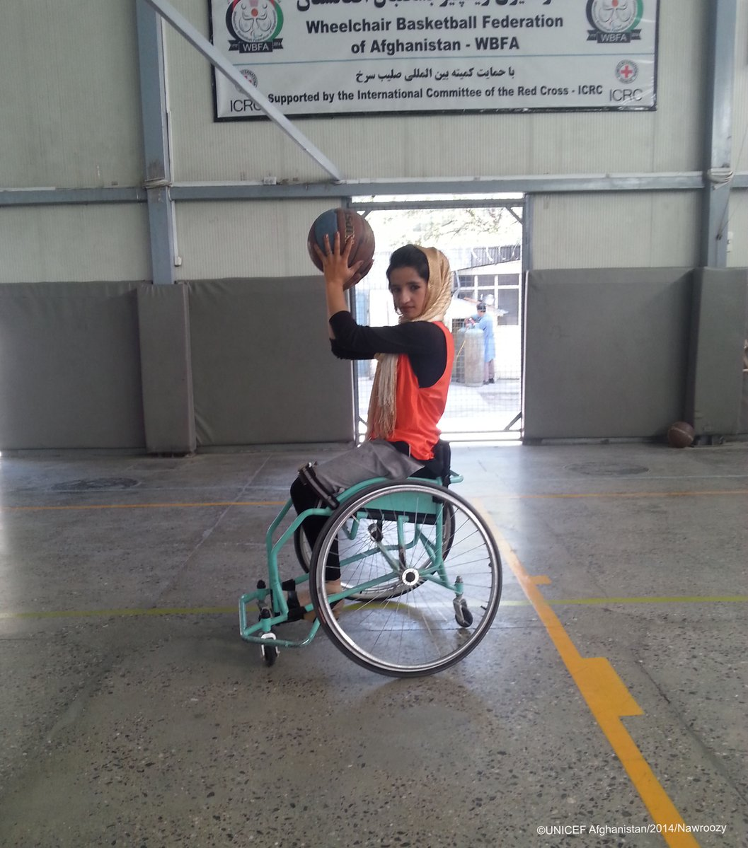 #Disability is both a cause and consequence of poverty and violence. It often prevents children from going to school and contributing to society, but with the right support, we can make sure all children reach their full potential. #ThisAbility via @UNICEFAfg @UNICEFROSA