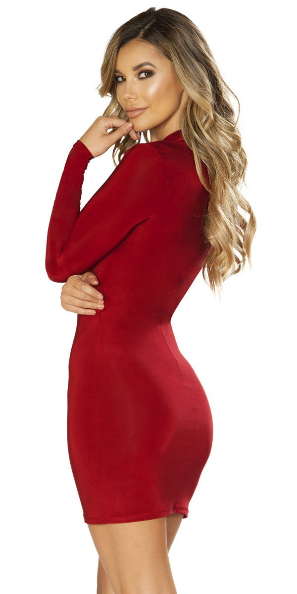 Sexy Tokyo Night Life Long Sleeved Cutout Red Dress #Lingerie #Freeshipping #Gift #New #ClubWear #Festival ➤  http:// bit.ly/2OIXq02  &nbsp;   <br>http://pic.twitter.com/Dpsf6T04Qn