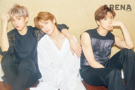 180817 &#39;NCT, THE LIMITLESS&#39;, Arena Homme+ Korea magazine August 2018 issue full article with Jisung, Taeyong, and Ten.   https://www. smlounge.co.kr/arena/article/ 39466 &nbsp; … <br>http://pic.twitter.com/dyIg89gmJl