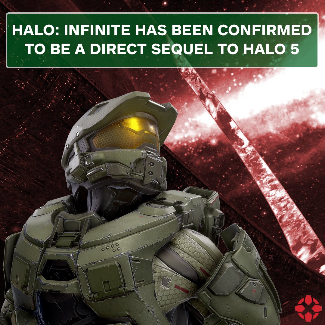 Are you excited for Halo: Infinite? <br>http://pic.twitter.com/DJh2EEBNfk