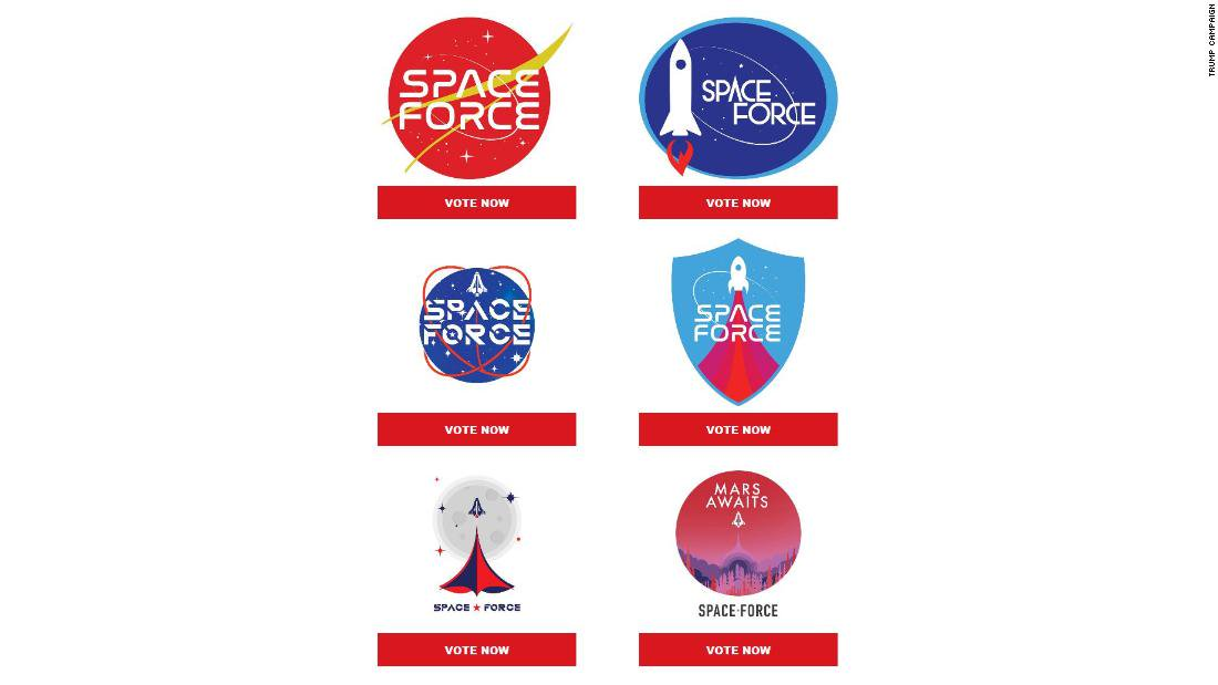 GROUNDED: People dont love the Space Force | Analysis by CNNs Chris Cillizza cnn.it/2nHBypt