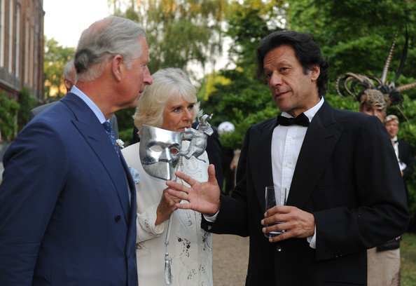 In 2013 #PrimeMinister Imran Khan was invited at a royal ball hosted by Prince Charles and his wife Camilla in support of charity, the Elephant Family. Microsoft billionaire and Philanthropist  Bill Gates has lauding his efforts for polio eradication in Pakistan. <br>http://pic.twitter.com/dUwAA2Y0bQ