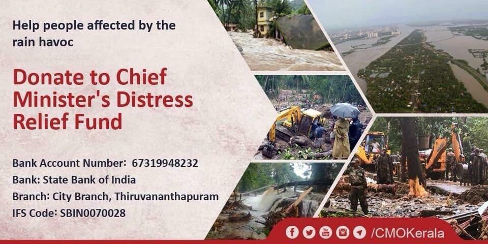 Juhi Chawla's photo on #KeralaFloods