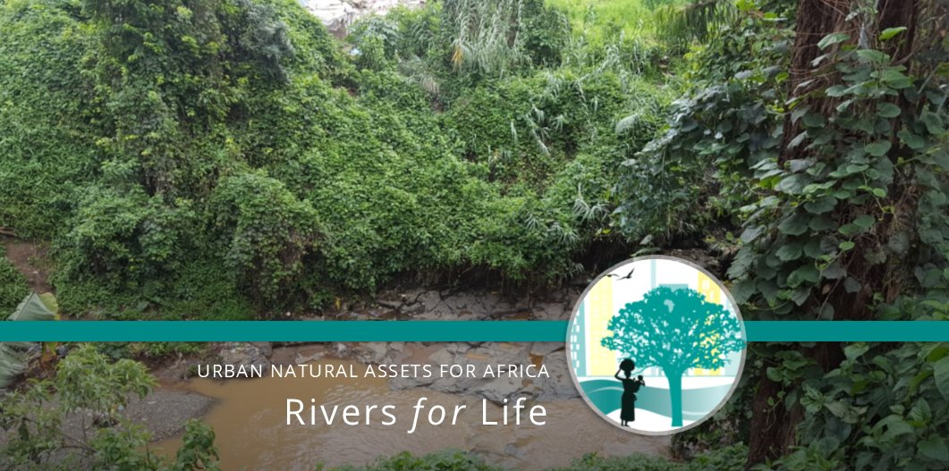25 years ago we started Friends of Trashed Rivers because no one thought urban rivers mattered.  Today they are known economic, recreational, habitats that provide climate and flood protection benefits.  Hooray for #AddisAbaba and #UNARivers #Americanrivers #urbanrivers