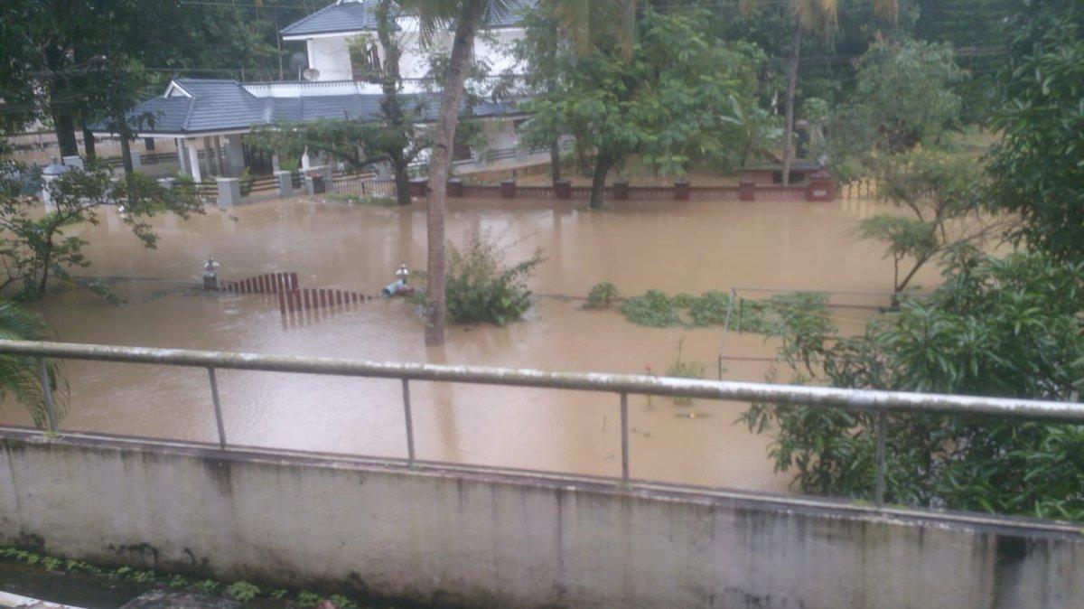 Varsha's Slate's photo on #KeralaFloods
