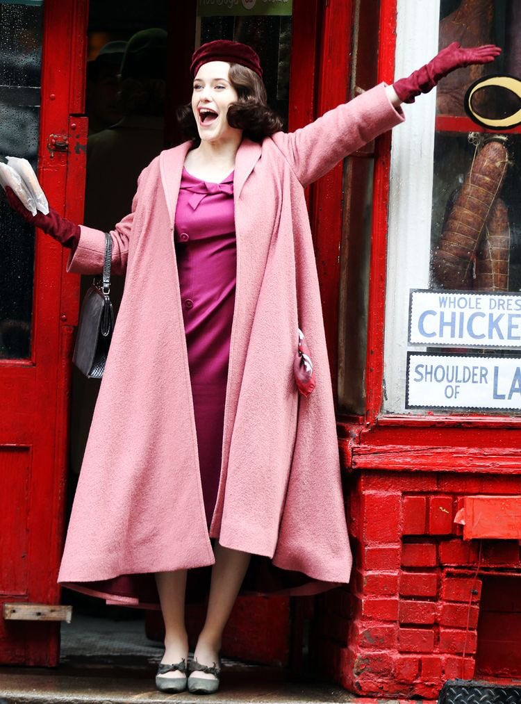 @MaiselTV is an incredible show. Midge Maisel, you are marvelous! I binge-watched season 1 this week and I want more!  #MarvelousMrsMaisel <br>http://pic.twitter.com/1mN9rIXjUQ