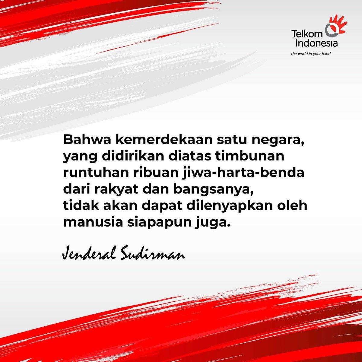 Telkom Indonesia On Twitter Kata Kata Mutiara Berjuang Sendiri Akan Sangat Rapuh Tapi Jika Bersama Sama Perjuangan Akan Tampak Semakin Kokoh 73thnindonesiabumnhadiruntuknegeri Asiangames2018 Https T Co Zrnmhcthcw