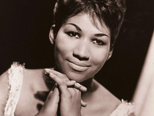 Aretha reminded men & women everywhere about R.E.S.P.E.C.T. Today the world is showing you that and so much more, Ma'am. You will be sorely missed.
