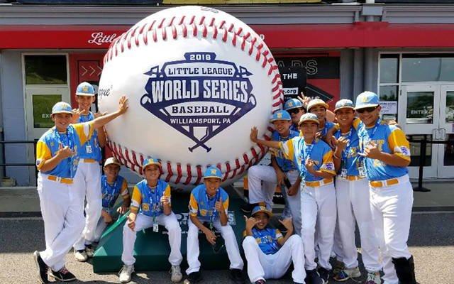 #Honolulu's Little League team on last leg of its incredible journey https://t.co/SeLZKwSxwH #Hawaii