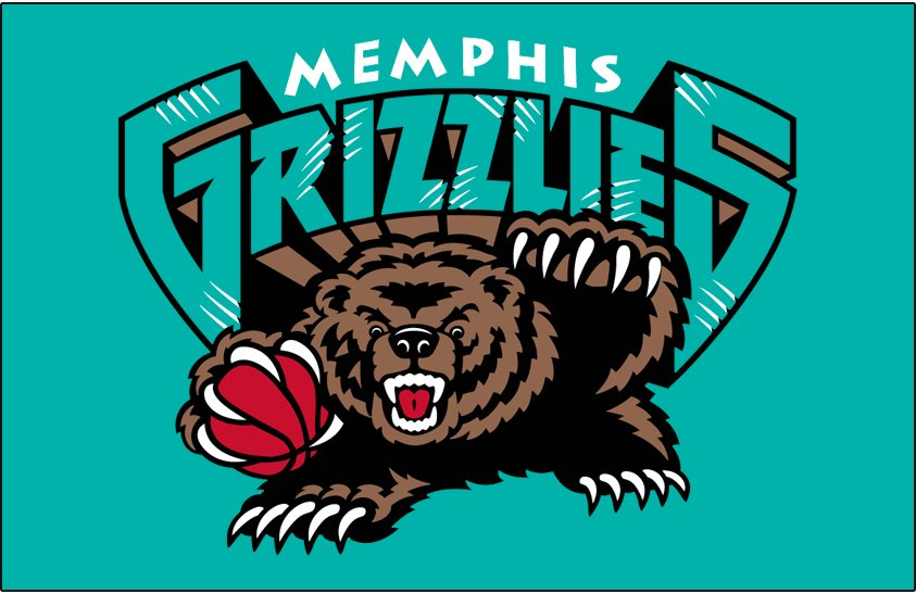 30827d9f33d Net tonight, with 100% accurate team colours courtesy @ColorWerx Check it  all out here:  http://www.sportslogos.net/logos/list_by_team/231/Memphis_Grizzlies/ ...