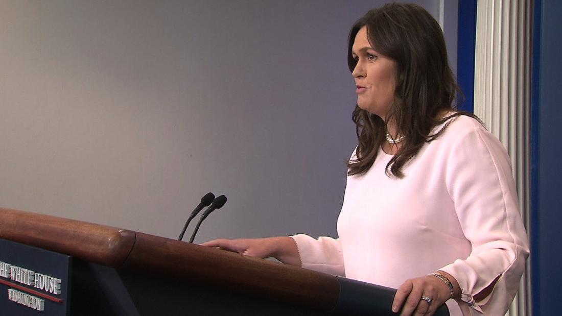 Sarah Sanders linguistic sleight of hand on Omarosas non-disclosure agreement | Analysis by CNNs Chris Cillizza cnn.it/2Pa1oyZ