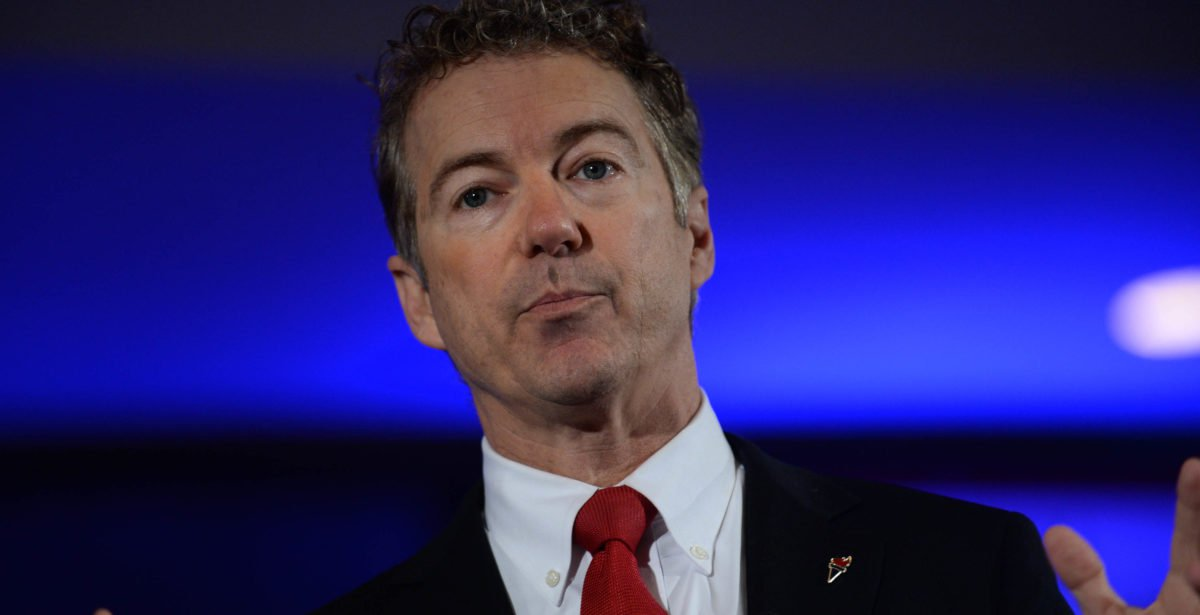 Rand Paul Rips Brennan While Celebrating His Security Clearance Loss https://t.co/ahnZLKzYsq https://t.co/avTc7sir8p
