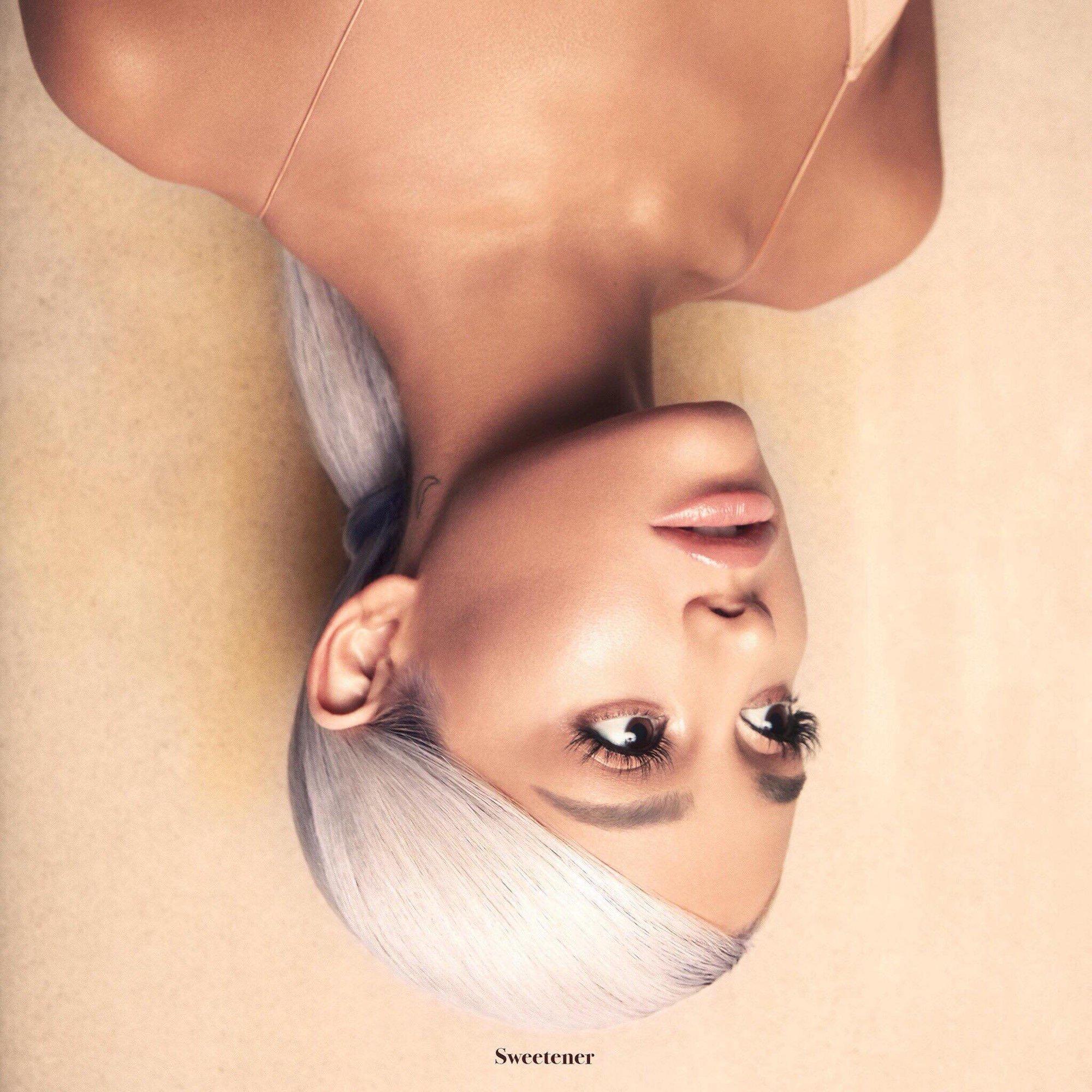 Stream @ArianaGrande's new album 'Sweetener' https://t.co/NajOnCkviP https://t.co/6t36vNBrkQ