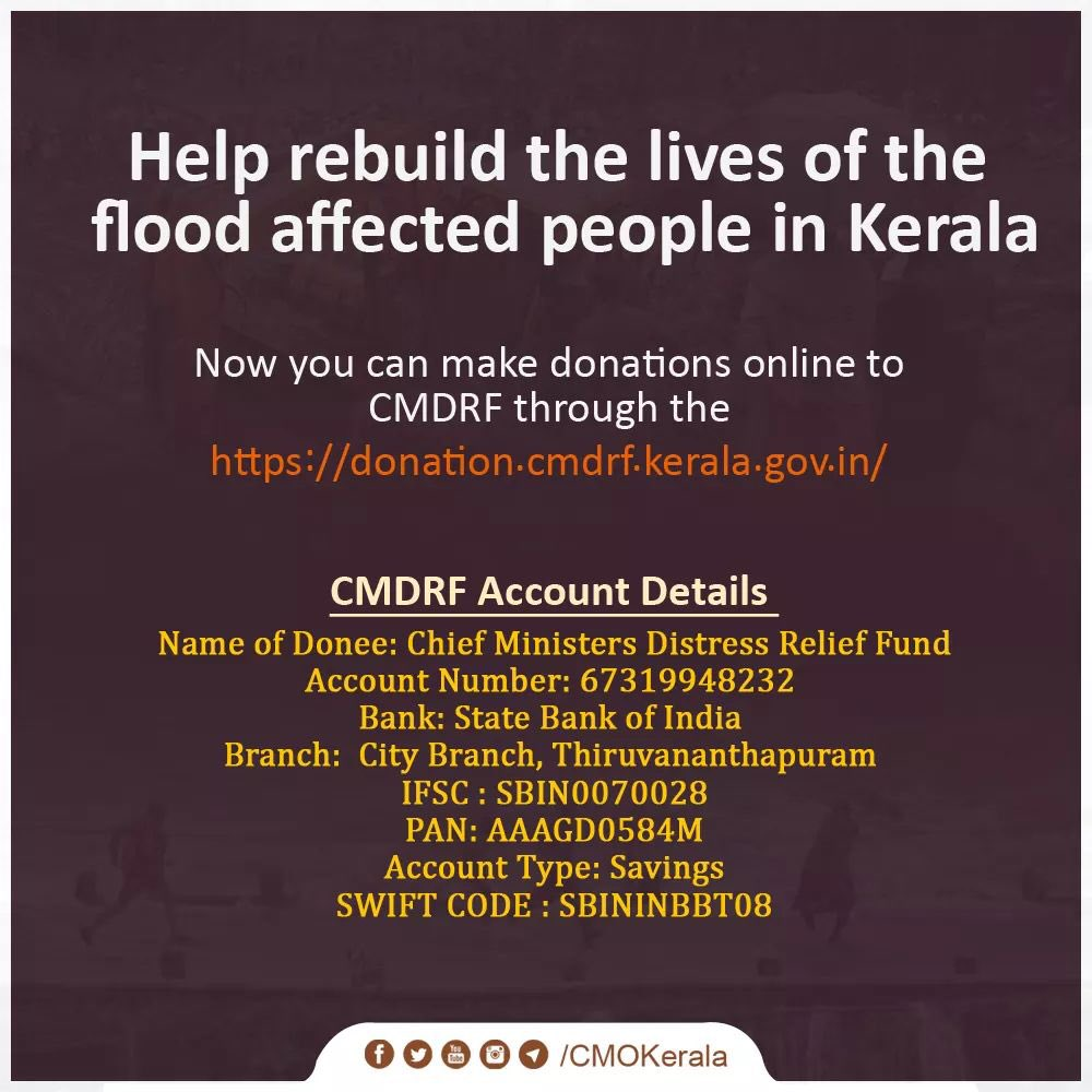 dulquer salmaan's photo on #KeralaFloods