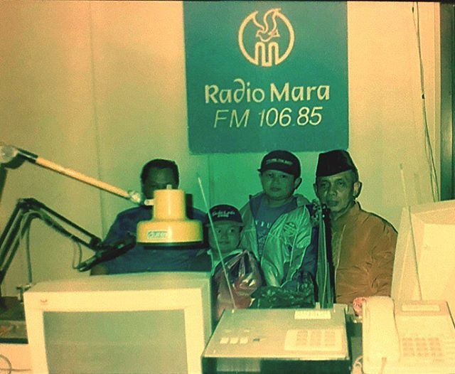 kang ibing radio mara